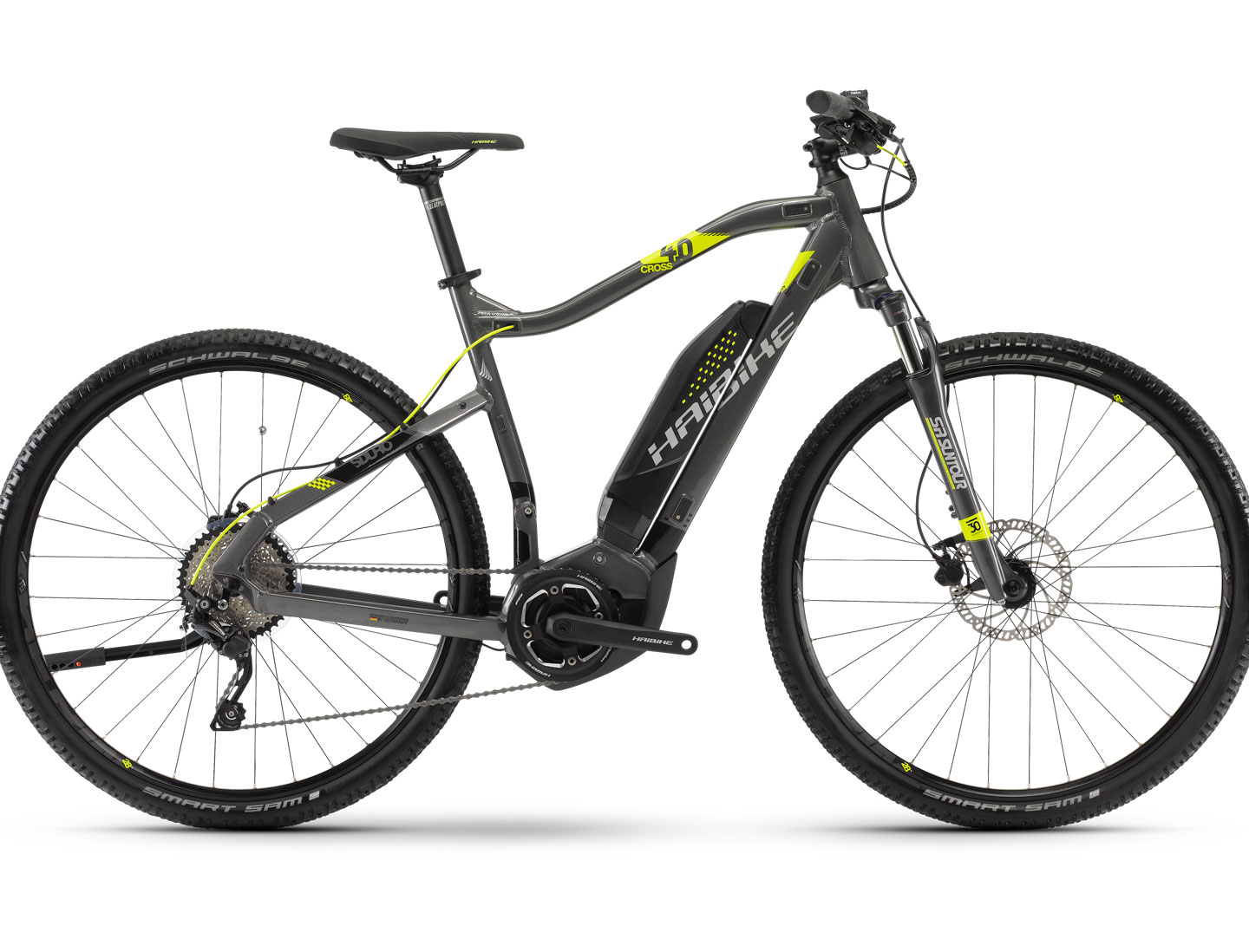 HAIBIKE SDURO CROSS 4.0 MENS