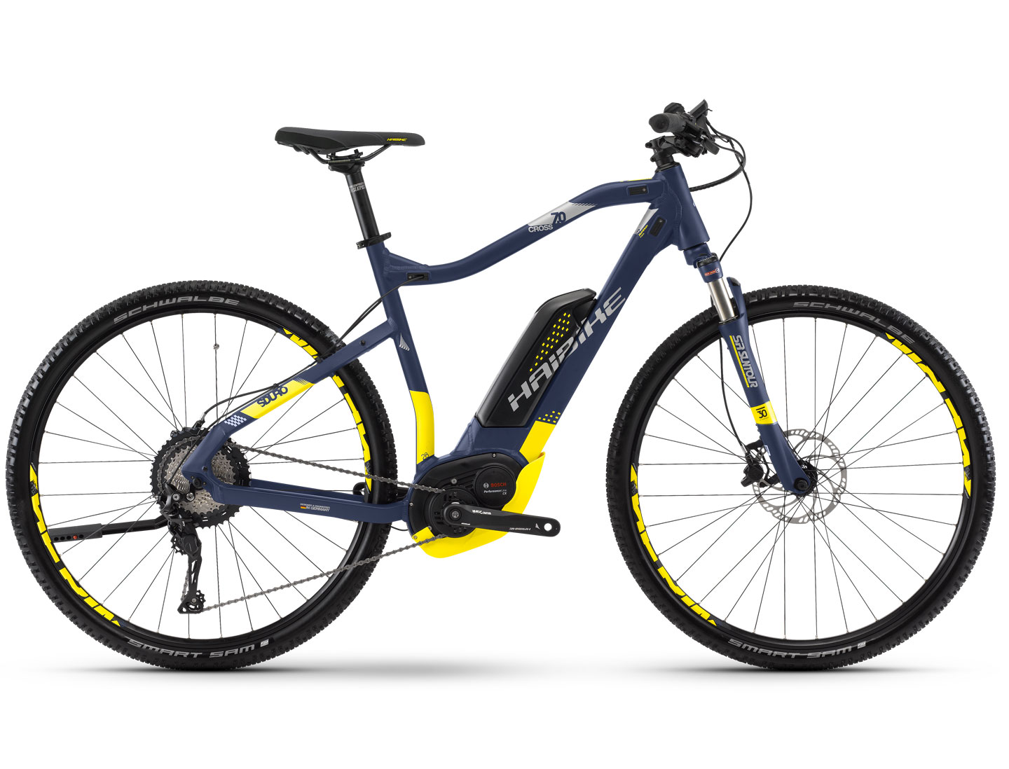 HAIBIKE SDURO CROSS 7.0 MENS
