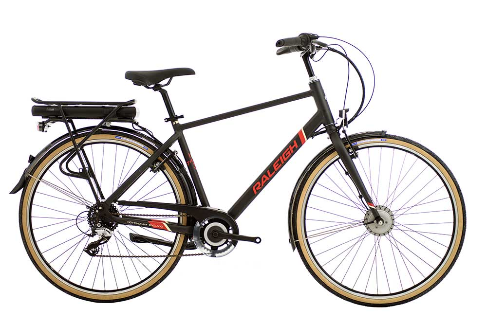 Raleigh  ARRAY CROSS BAR