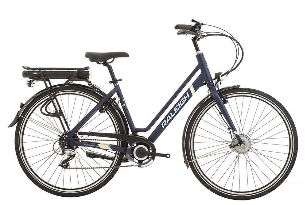 Raleigh  ARRAY LOW STEP NAVY