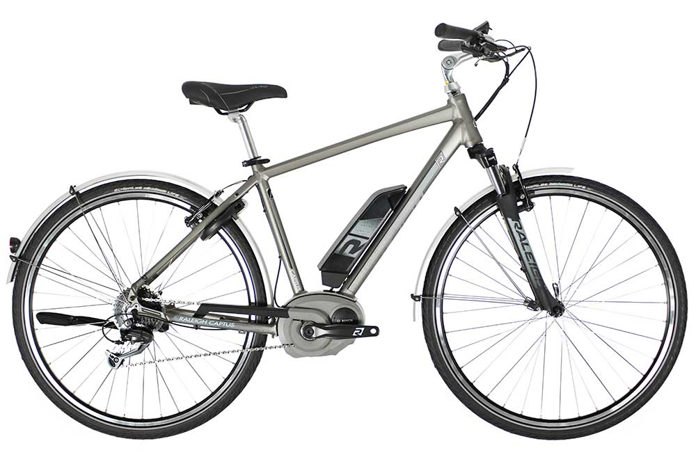Raleigh CAPTUS CROSSBAR