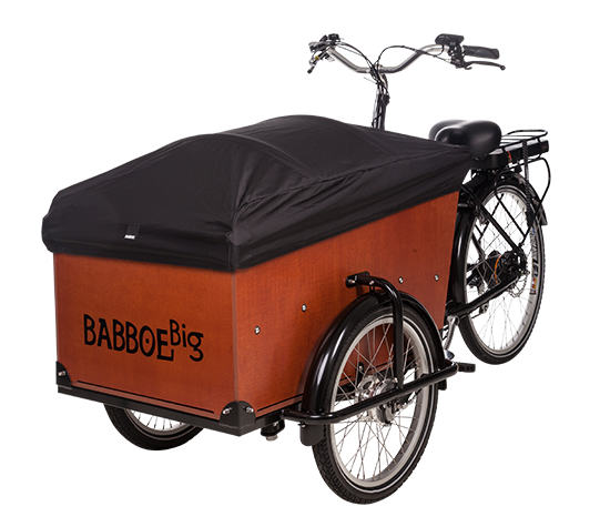 Babboe Big Rain Cover