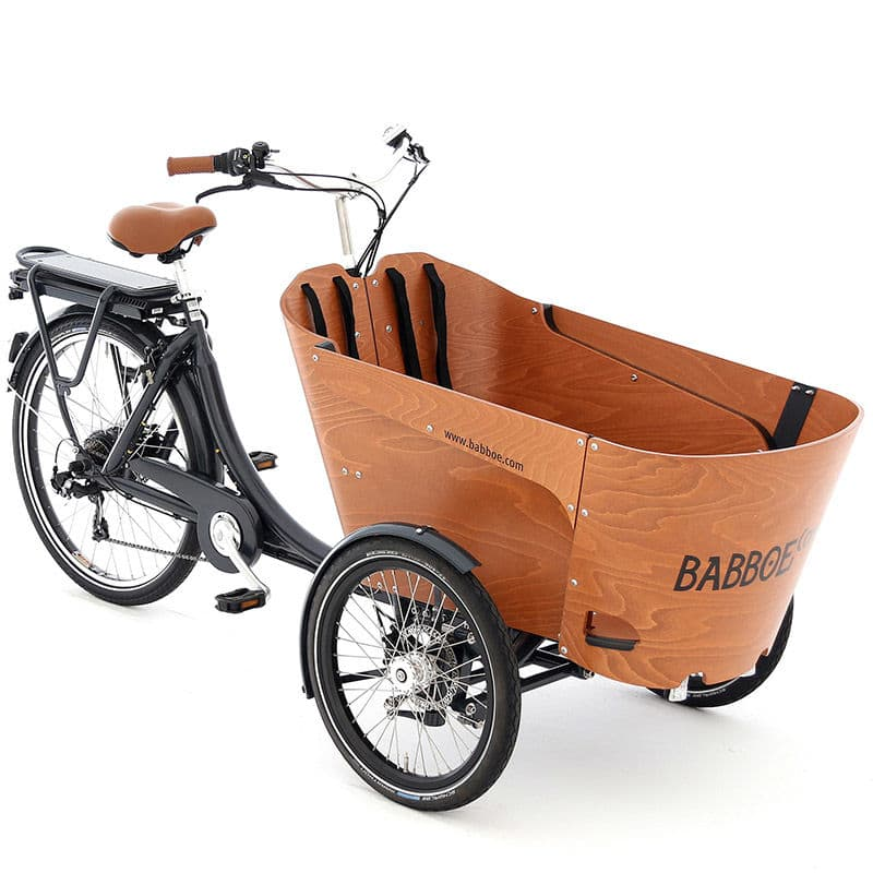 Babboe Carve-e Cargo Bike