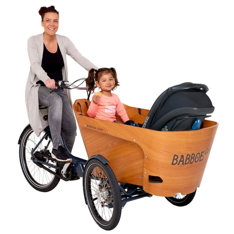 Babboe Carve Mountain Cargo Bike