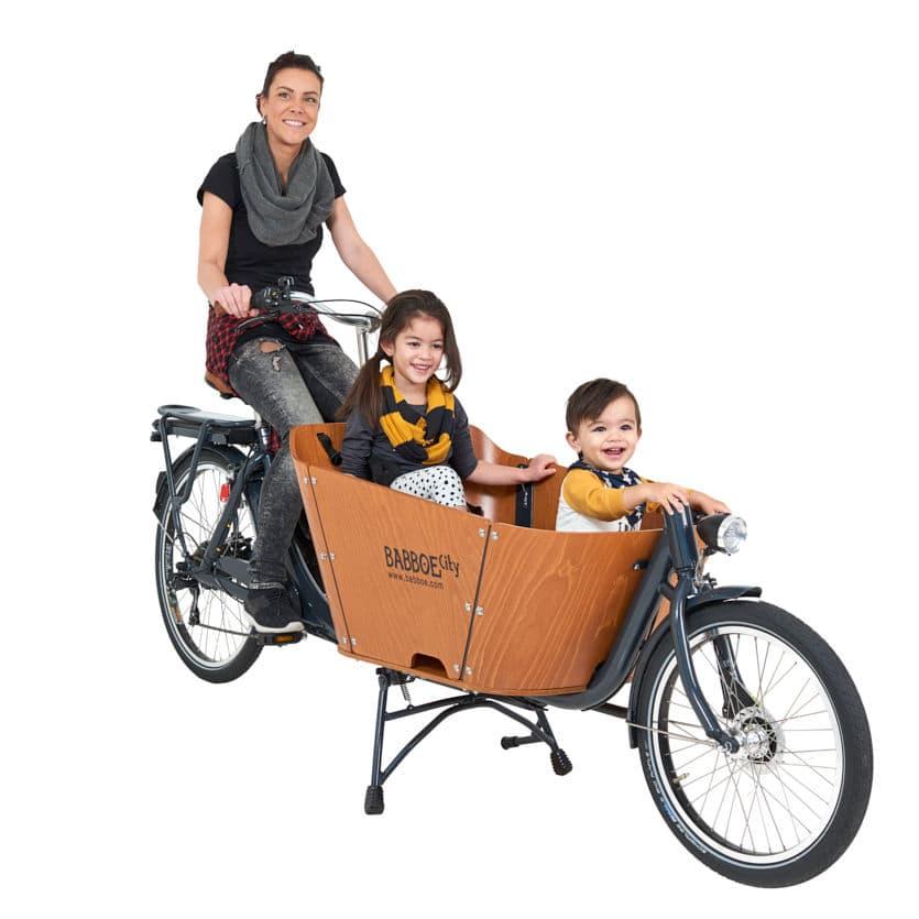 Babboe City-e Cargo Bike