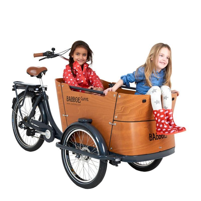 Babboe Curve-e Cargo Bike