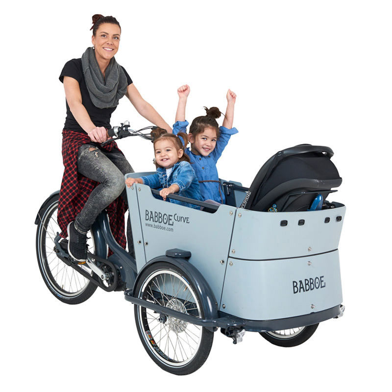 Babboe Curve Mountain Cargo Bike