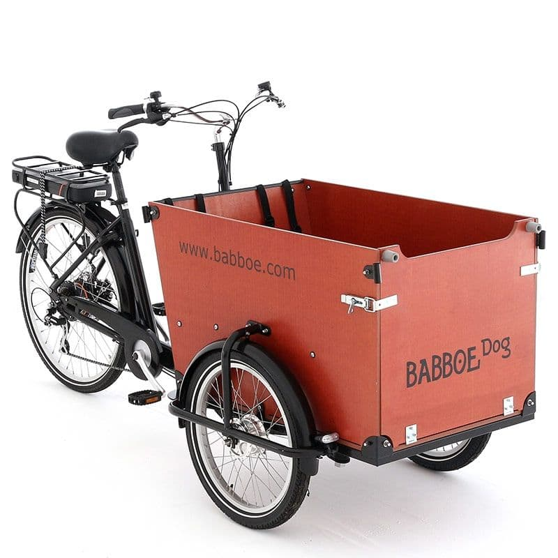 Babboe Dog-e Cargo Bike