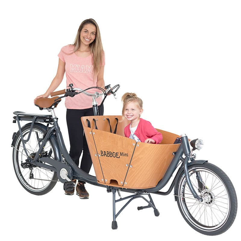 Babboe Mini-e Cargo Bike