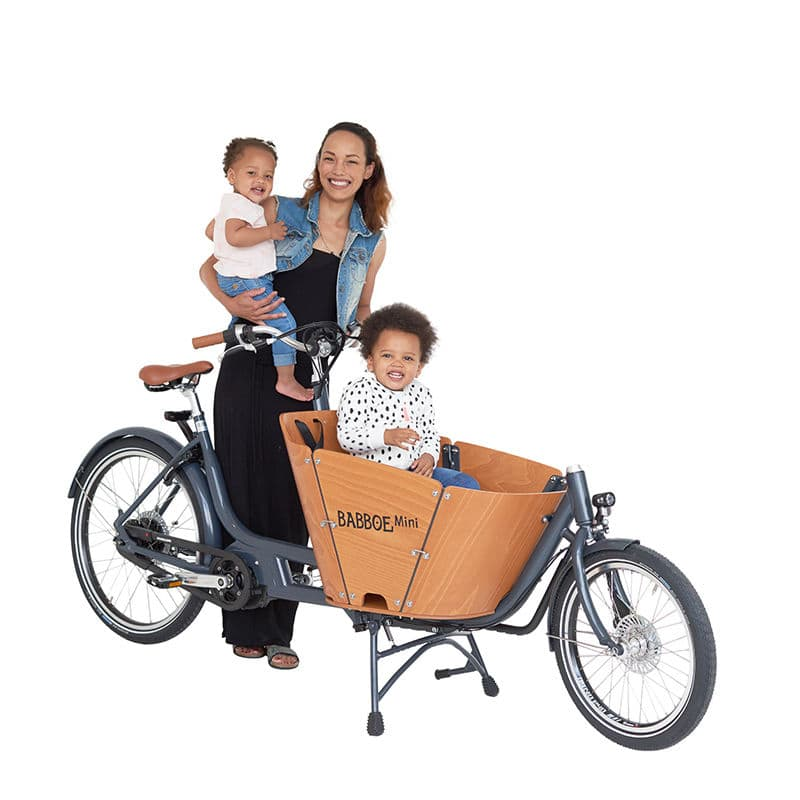 Babboe Mini Mountain Cargo Bike