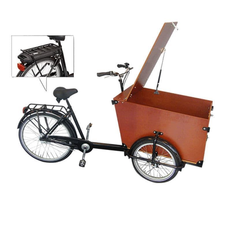 Babboe Transporter-e Cargo Bike