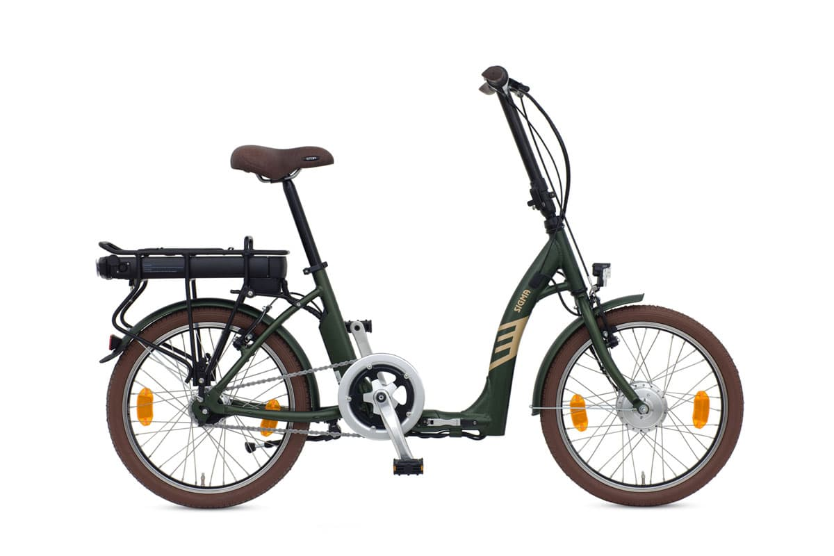 Batribike Sigma Green