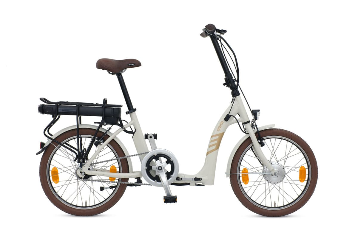Batribike Sigma White