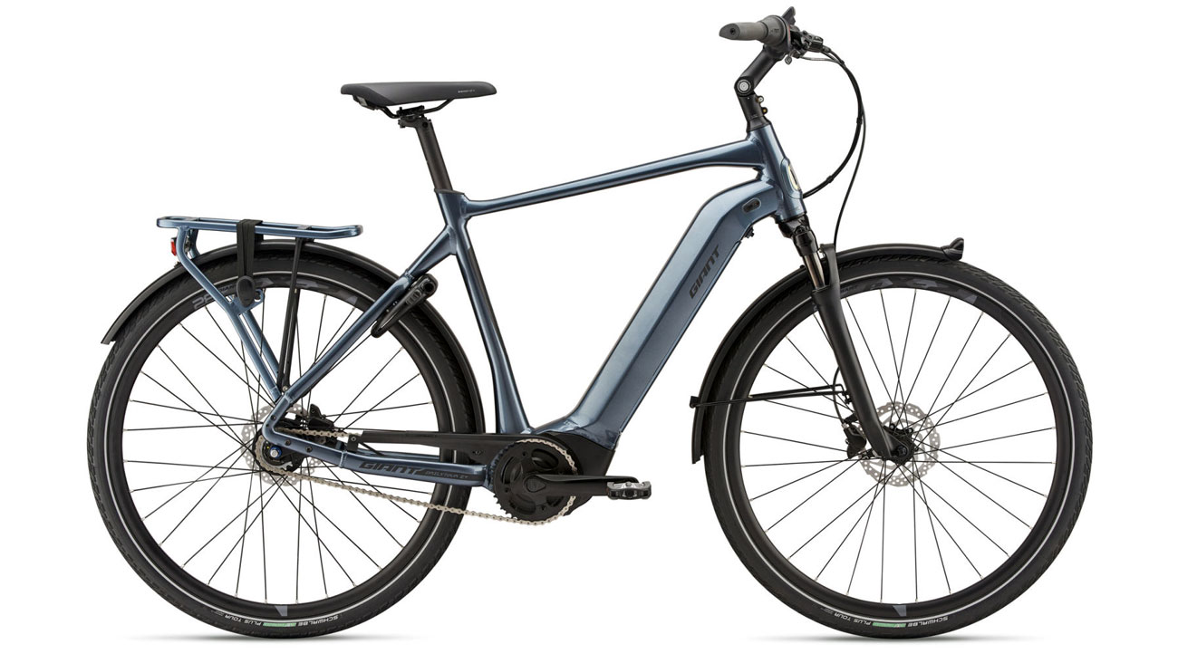 Giant Daily Tour E+ 2 Electric Bike