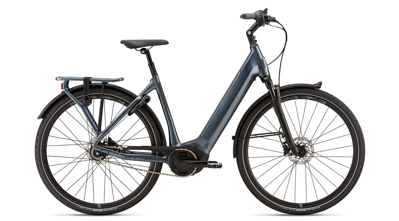 Giant Daily Tour E+ 2 Step Through Electric Bike