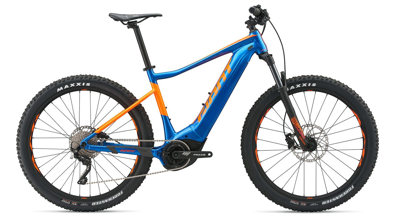 Giant Fathom E+ 2 Pro Electric Bike