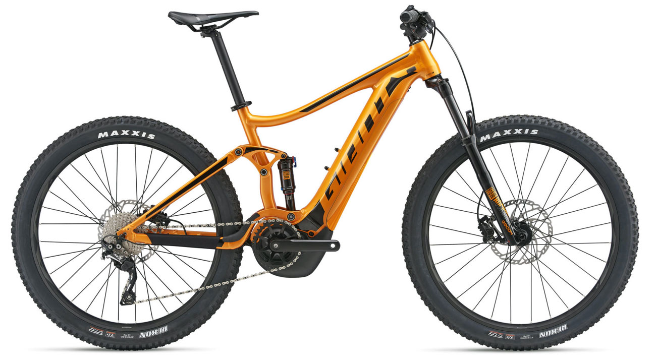 Giant Stance E+ 1 Pro Electric Bike
