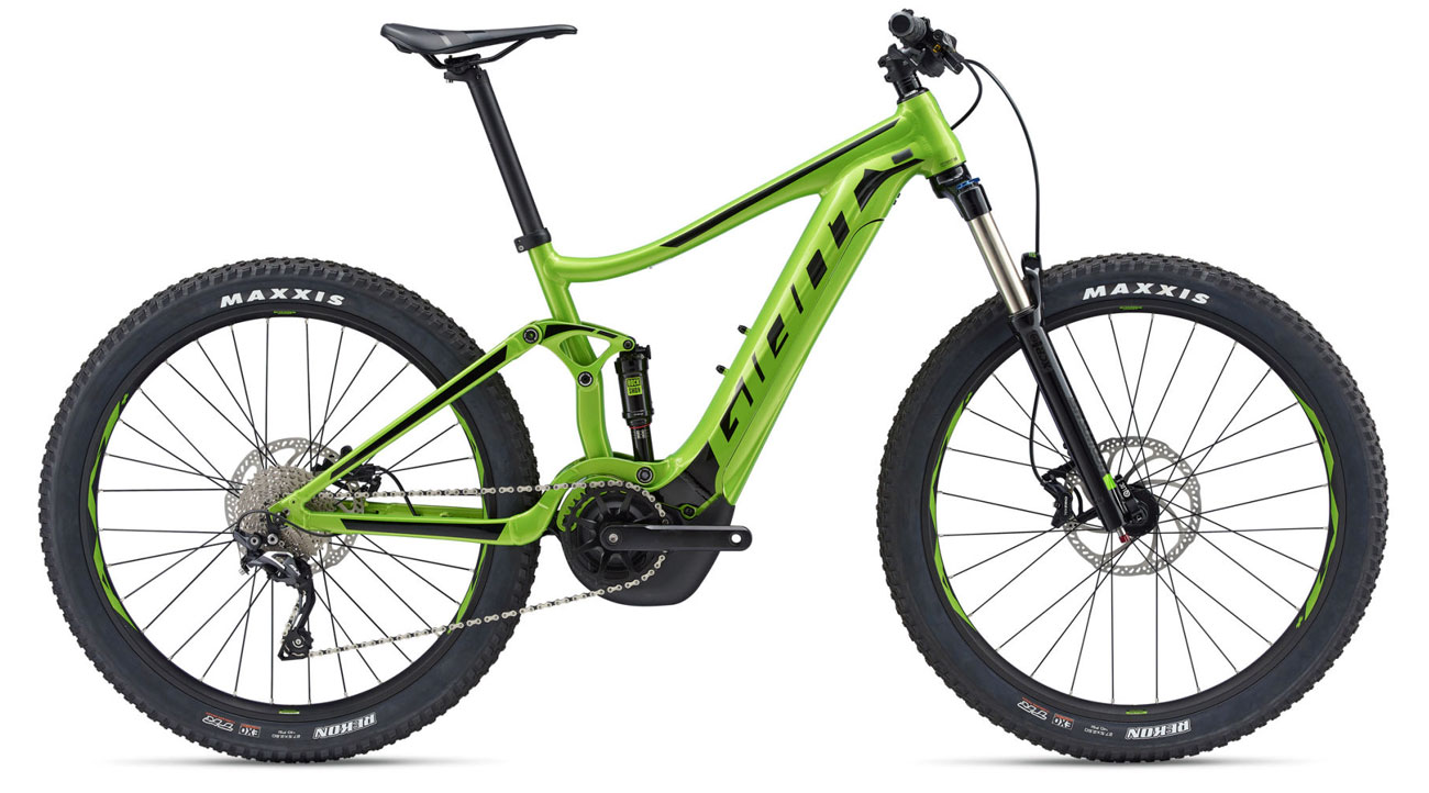 Giant Stance E+ 2 Pro Electric Bike