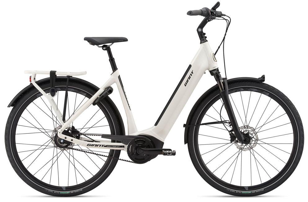 Giant Dailytour E+ 1 Low Step Electric Bike