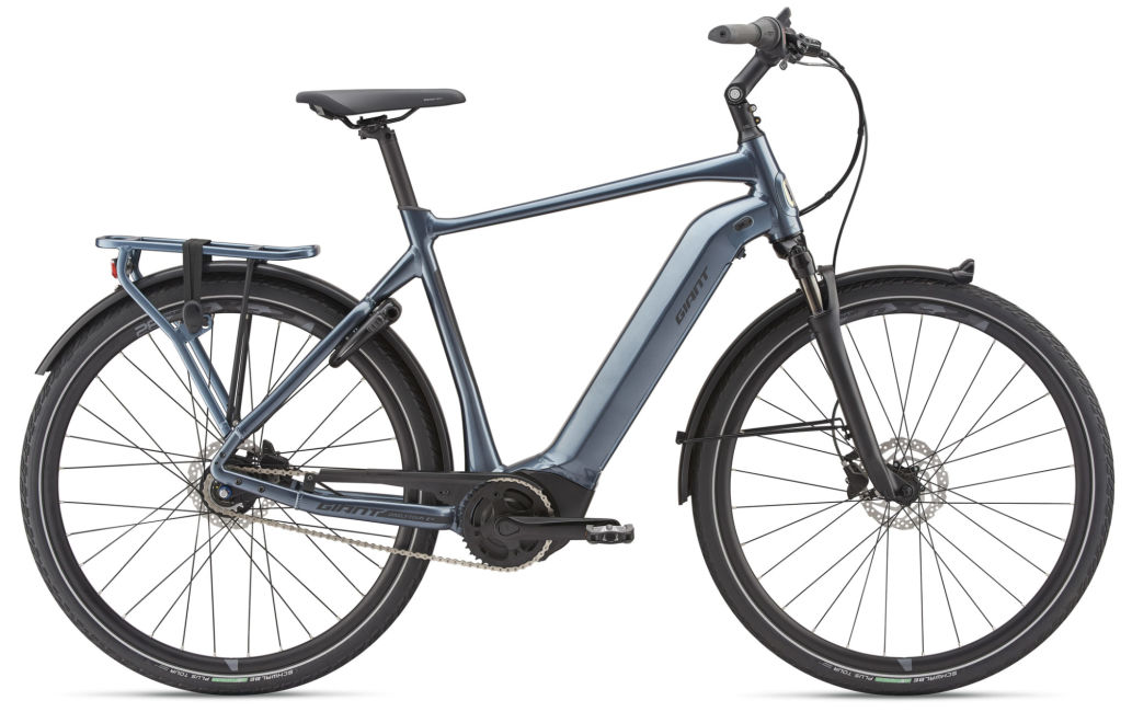 Giant Dailytour E+ 2 Electric Bike