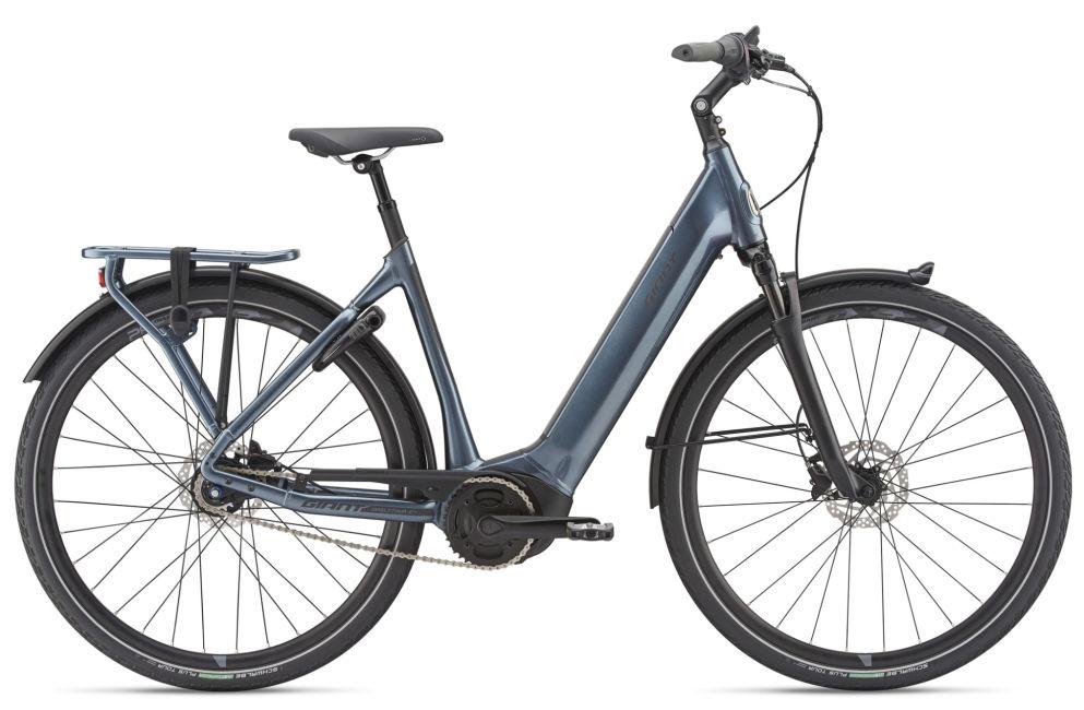 Giant Dailytour E+ 2 Low Step Electric Bike