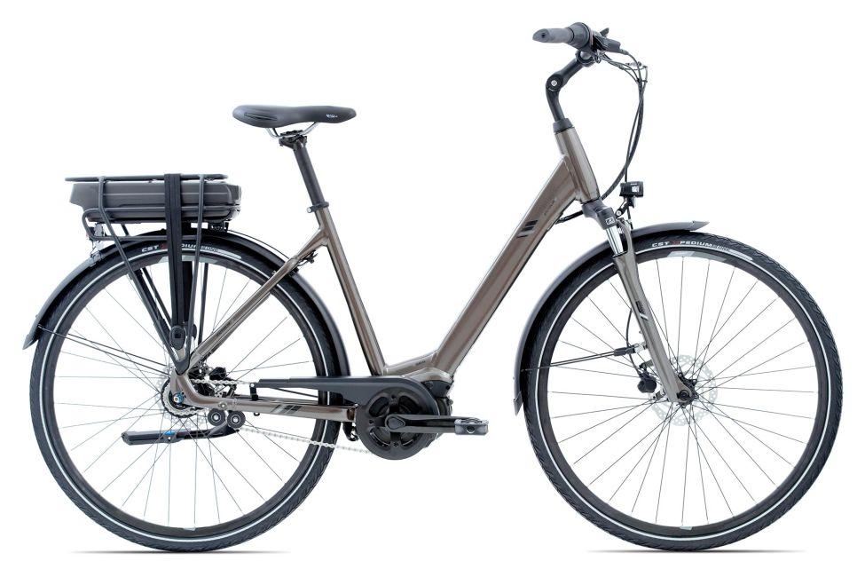 Giant Entour E+ 1 Nexus Electric Bike