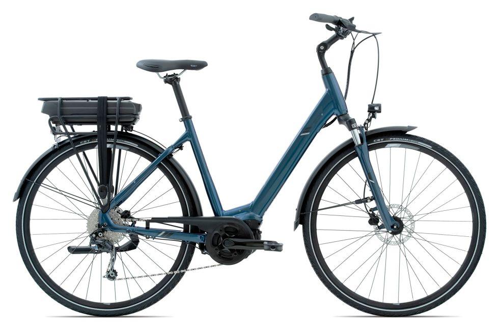 Giant Entour E+ 1 Low Step Electric Bike