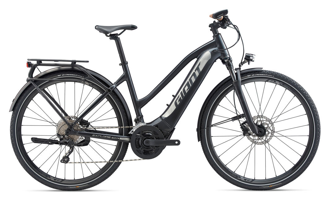 Giant Explore E+ 1 Pro Low Step Electric Bike