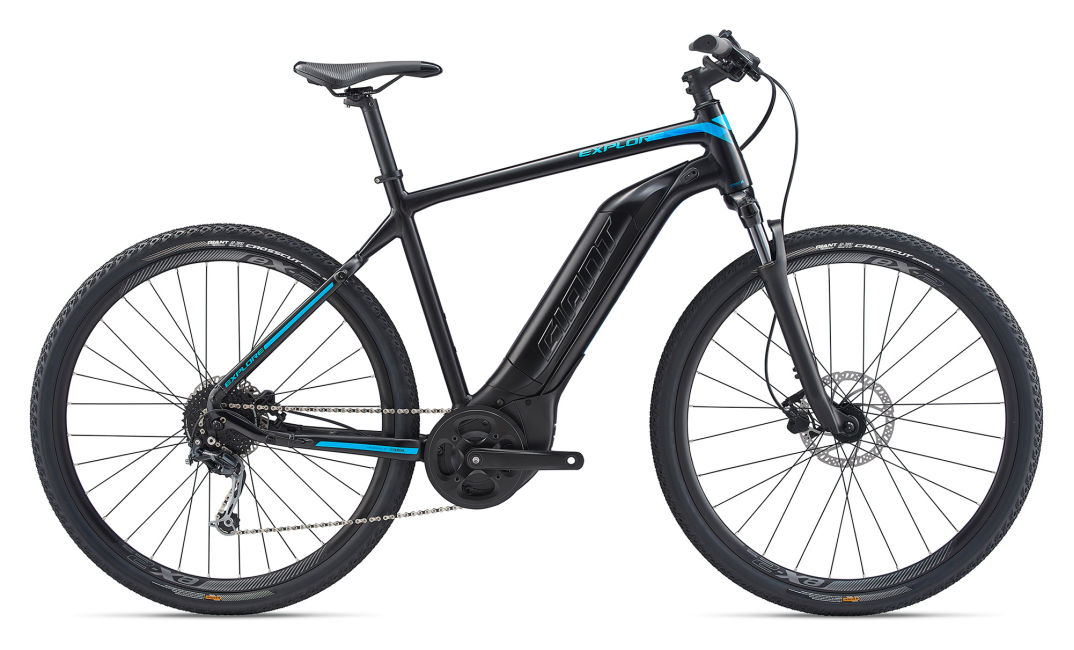 Giant Explore E+ 4 Electric Bike