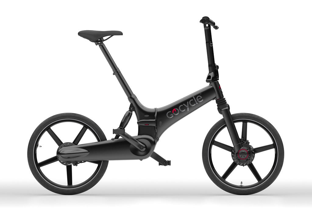 Gocycle GX Matt Black