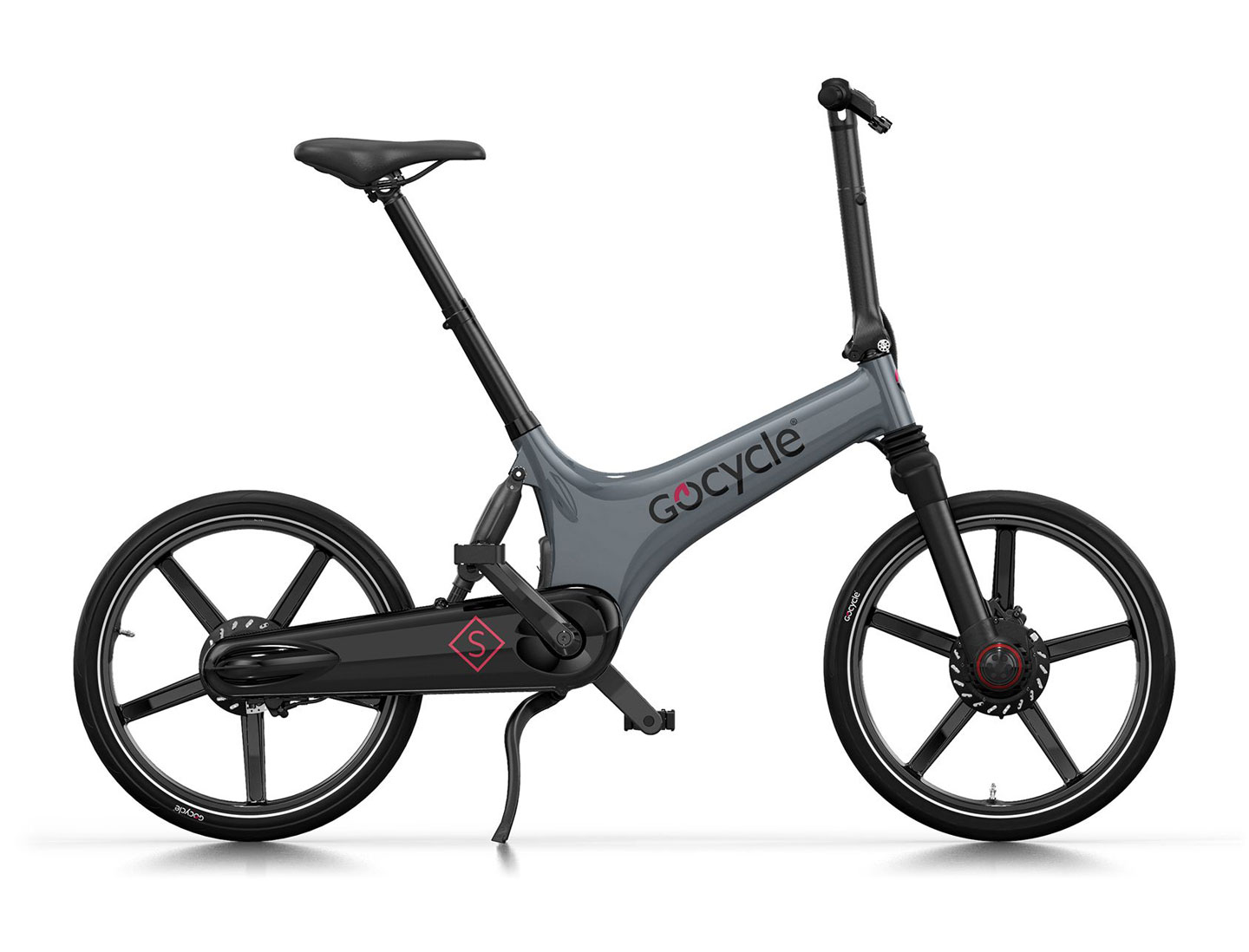 Gocycle GS Grey