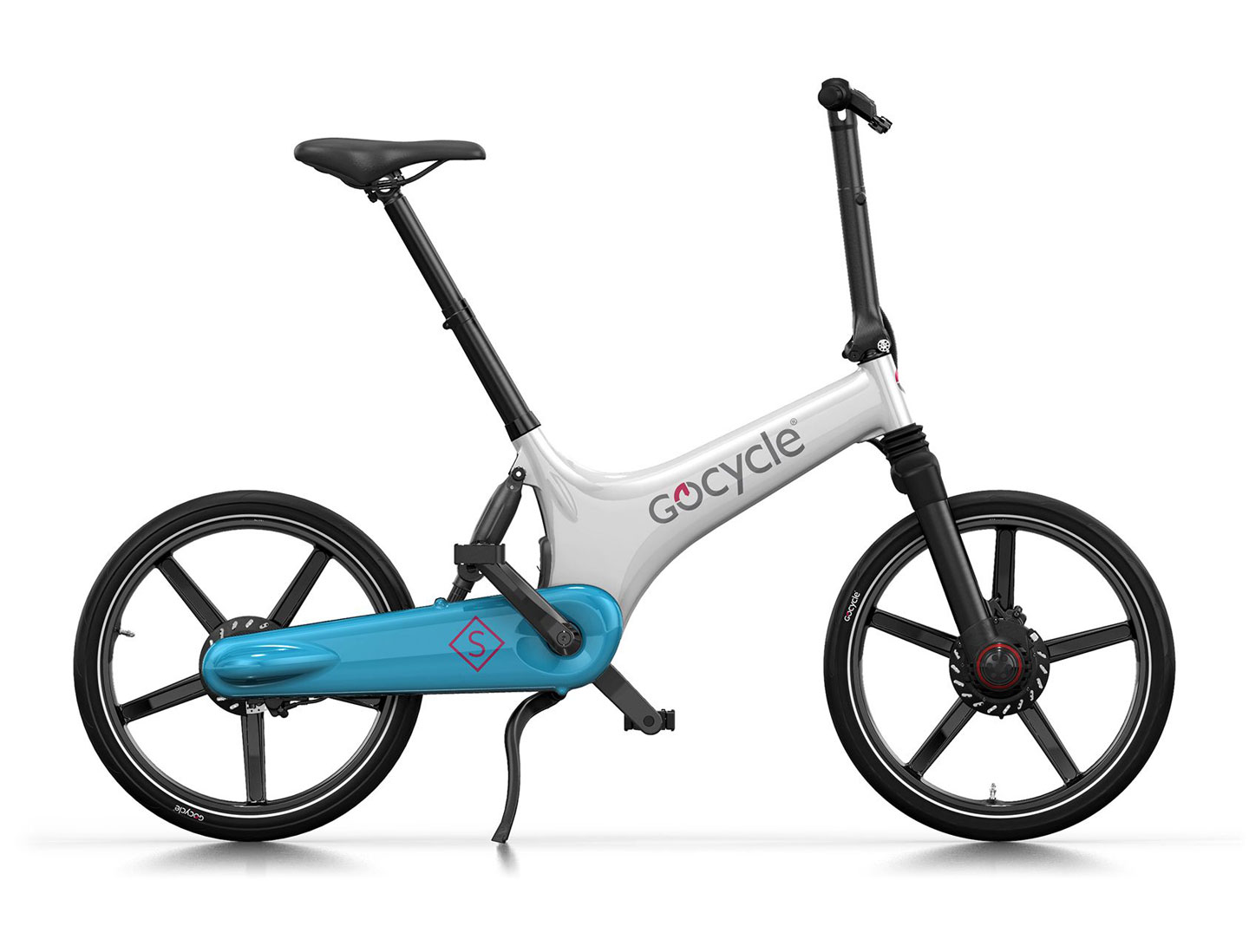 Gocycle GS White
