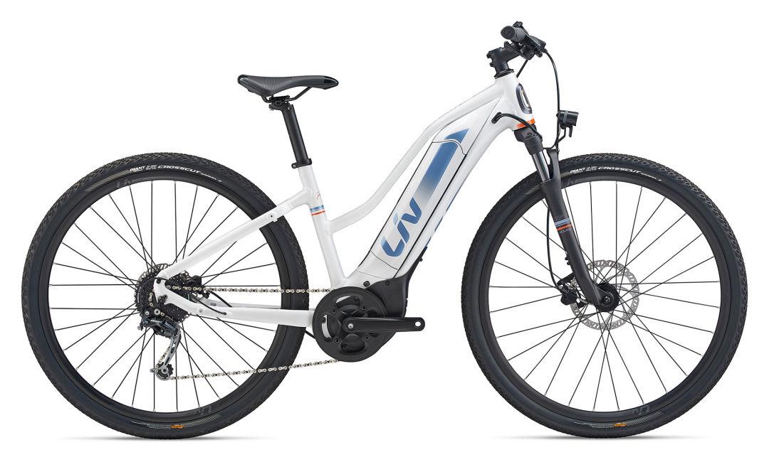 Liv Amiti E+ 4 Electric Bike