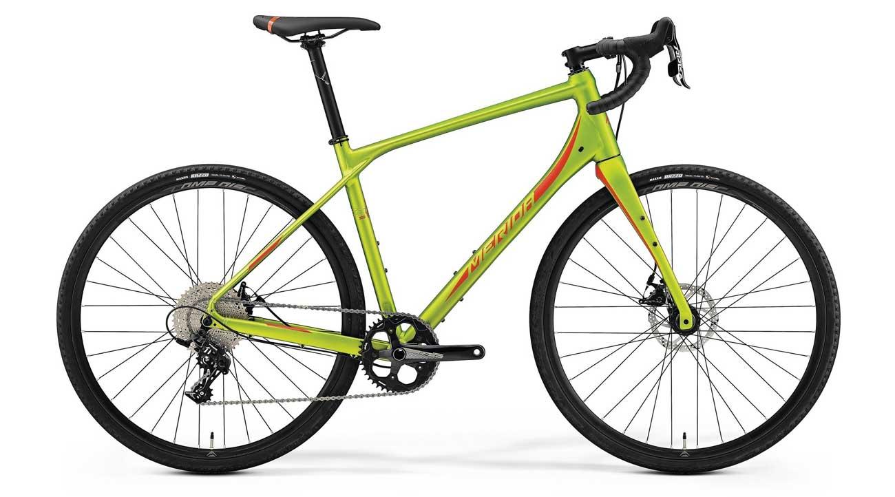 Merida Silux 300 Green