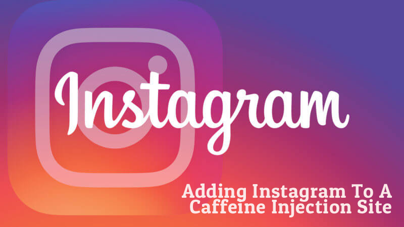 Add Instagram To A Website
