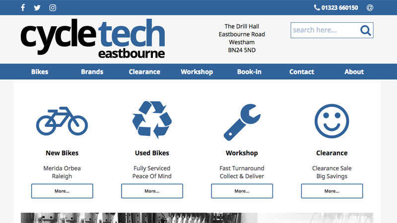 Cycletech Eastbourne