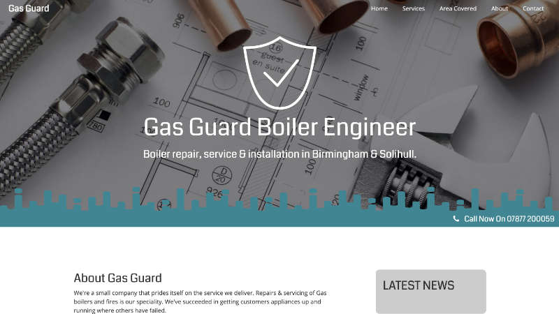 Website For Plumbers