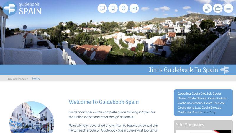 Guidebook Spain