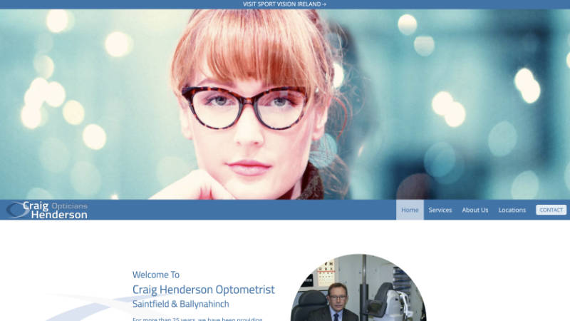 Craig Henderson Opticians