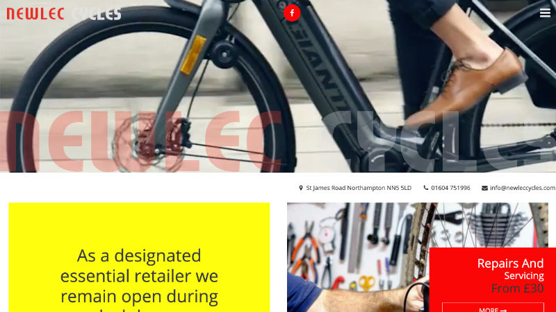 Newlec Cycles UPDATED