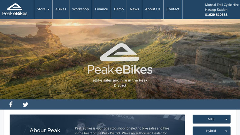 Peak eBikes