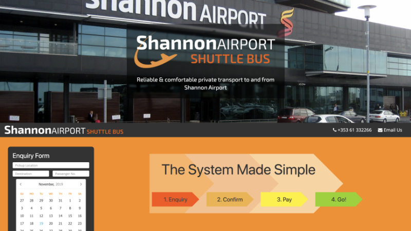 Shannon Airport Bus