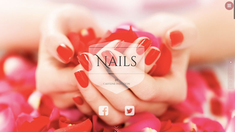 nail tech web site