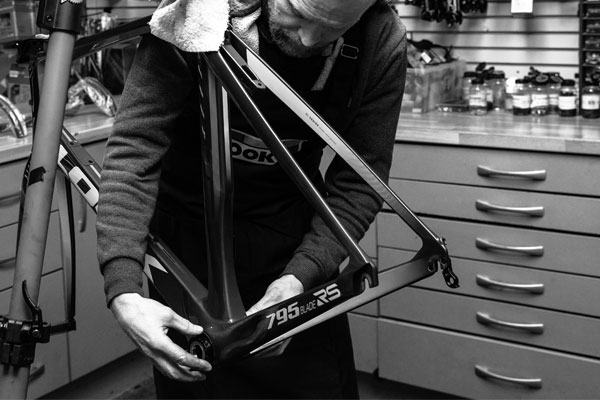 Cycle workshop Cookstown