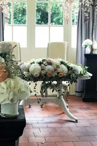 Wedding Flowers Slieve Donard