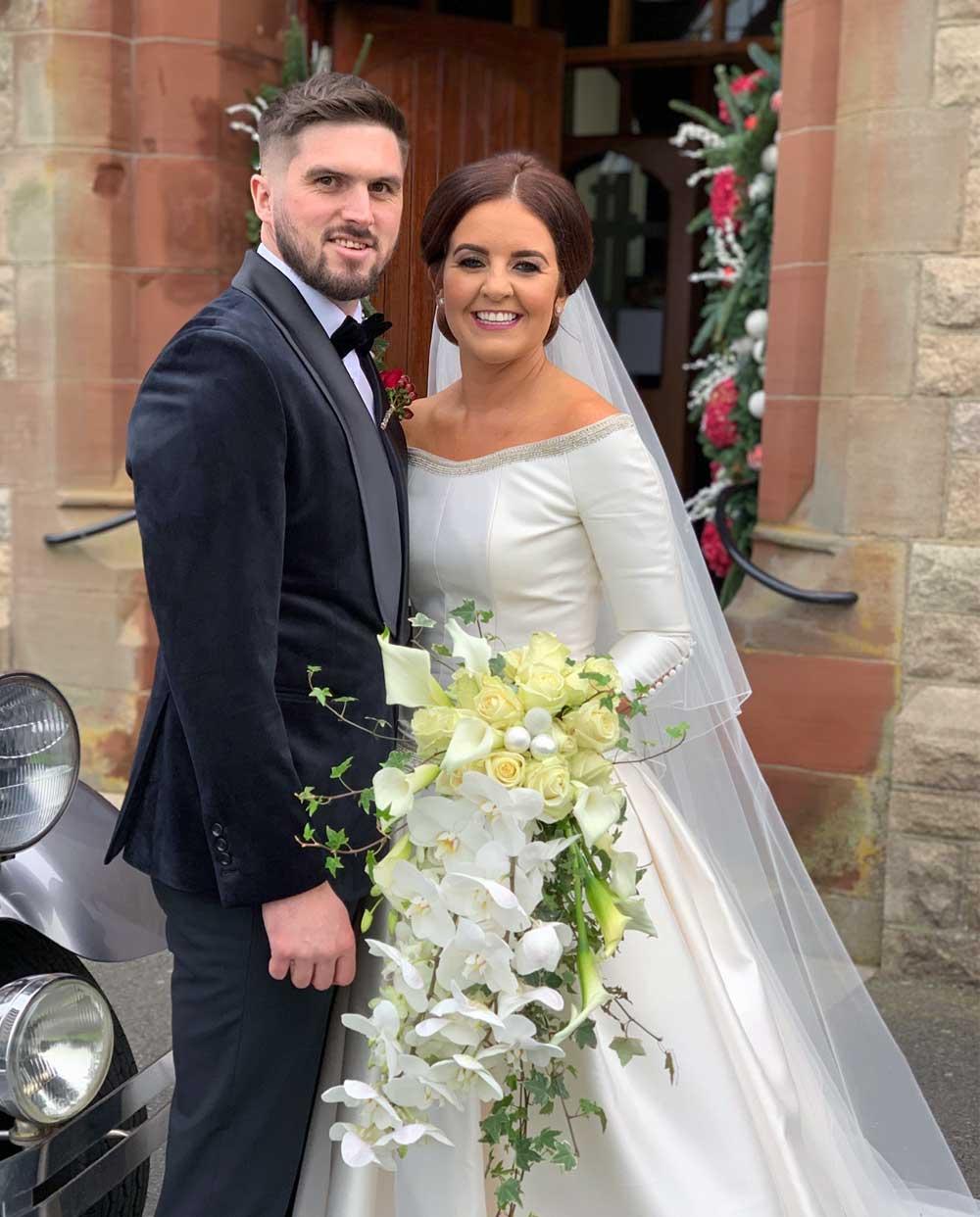 Wedding Florist Northern Ireland