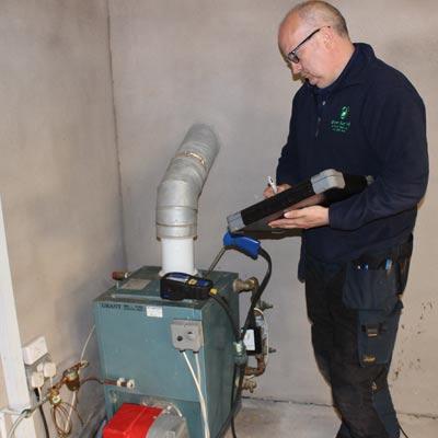 Boiler Service  Ballymena
