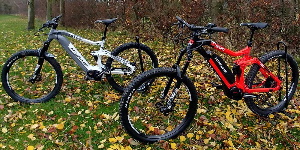 Peak eBikes Guide To Electric mountain bikes