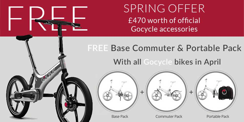 GoCycle Offer