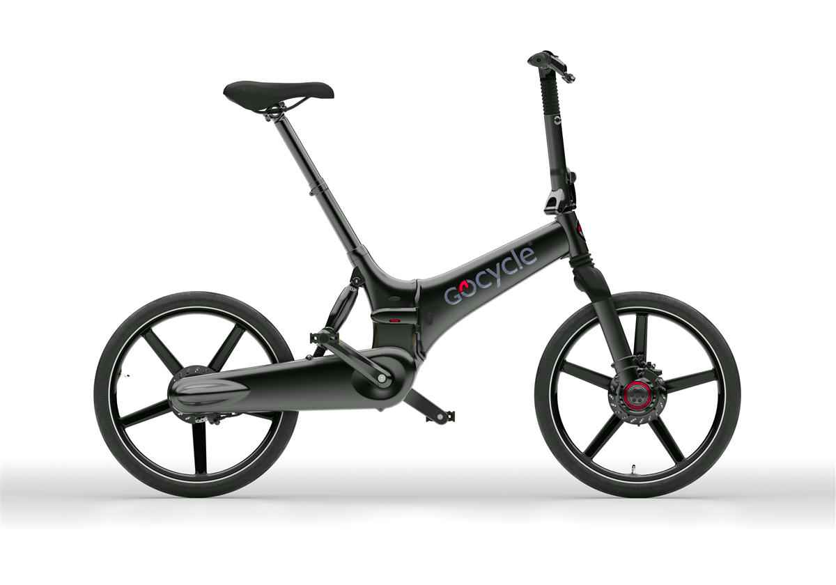 Gocycle GXi Matt Black